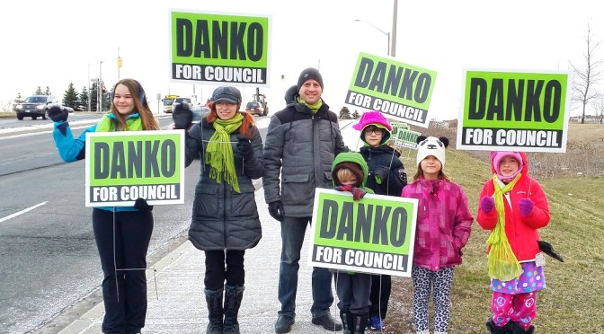 In The News – CBC – Donna Skelly Wins Ward 7 by 92 Votes Over John-Paul Danko