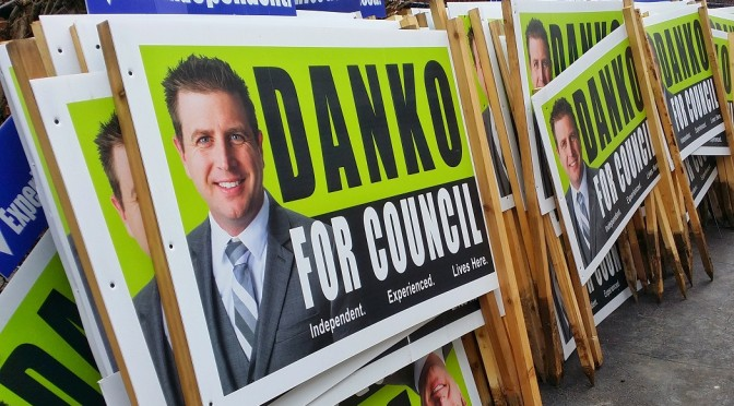 John-Paul Danko Campaign Reflections