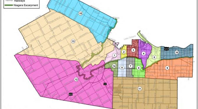 Ward Boundary Division Creates New Ward 8