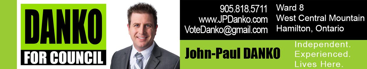 Elect John-Paul Danko